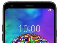 LG Q7 Plus dil değiştirme