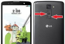 LG Stylus 2 Plus format atma