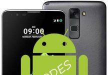 LG Stylus 2 kodlar