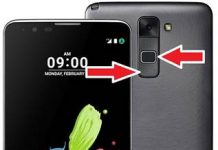 LG Stylus 2 kurtarma modu