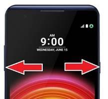 LG X Power format atma