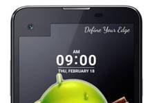 LG X Screen fabrika ayarları döndürme