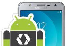 Samsung Galaxy J7 Core geliştirici seçenekleri açma kapatma