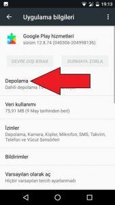 CAT Google Play Store hataları