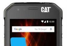 CAT S31 gelen arama ekranı gösterme