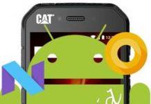 CAT S41 Android sürümü