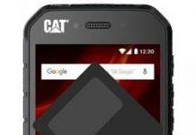 CAT S41 SD Kart biçimlendirme