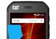 CAT S41 gelen arama ekranı gösterme