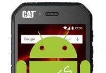 CAT S41 kodlar