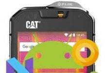 CAT S60 Android sürümü