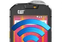 CAT S60 ağ ayarları sıfırlama