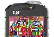 CAT S60 dil değiştirme