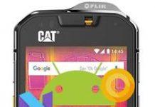 CAT S60 güncelleme
