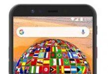 General Mobile GM 9 Pro dil değiştirme