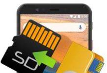 General Mobile GM 9 Pro dosyaları hafıza kartına taşıma