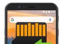 General Mobile GM 9 Pro uygulamaları hafıza kartına taşıma