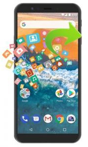 General Mobile GM 9 Pro veri yedekleme