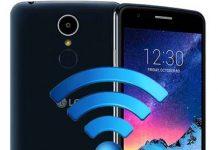 LG K8 2017 ağ ayarları sıfırlama