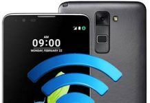 LG Stylus 2 ağ ayarları sıfırlama