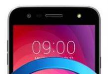 LG X Power 2 ağ ayarları sıfırlama