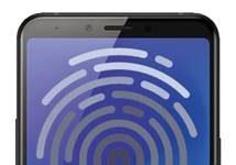 Samsung Galaxy A6s parmak izi ekleme
