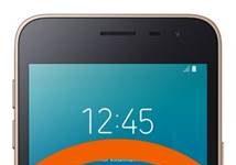 Samsung Galaxy J2 Core ağ ayarlarına sıfırlama