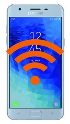 Samsung Galaxy J3 2018 ağ ayarlarına sıfırlama
