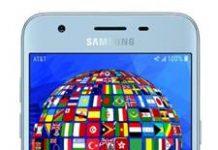 Samsung Galaxy J3 2018 dil değiştirme