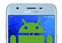Samsung Galaxy J3 2018 download mod (Odin mode)