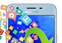 Samsung Galaxy J3 2018 veri yedekleme