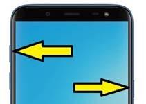 Samsung Galaxy On6 format atma