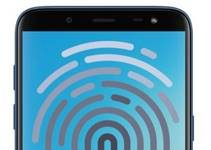Samsung Galaxy On6 parmak izi ekleme