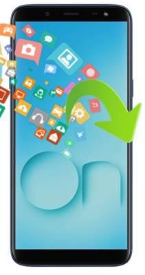 Samsung Galaxy On6 veri yedekleme