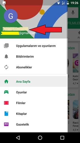 Vestel Google Play Store hataları