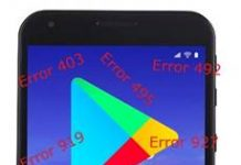 Vestel Venus 5530 Google Play Store Hataları