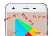 Vestel Venus V3 5070 Google Play Store Hataları