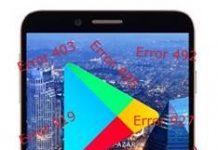 Vestel Venus V3 5580 Google Play Store Hataları