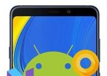 Samsung Galaxy A9 2018 güncelleme