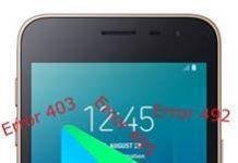 Samsung Galaxy J2 Core Google Play hataları