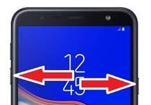 Samsung Galaxy J4 Core ekran görüntüsü alma