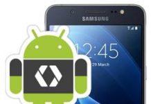 Samsung Galaxy J5 2016 geliştirici seçenekleri