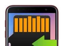 Samsung Galaxy J6 Plus uygulamaları SD kartına taşıma