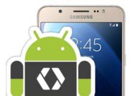Samsung Galaxy J7 2016 geliştirici seçenekleri