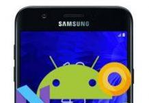 Samsung Galaxy J7 2018 güncelleme