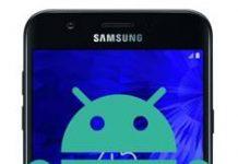 Samsung Galaxy J7 2018 güvenli mod