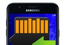Samsung Galaxy J7 2018 uygulamaları SD kartına taşıma