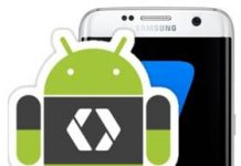 Samsung Galaxy S7 Edge geliştirici seçenekleri