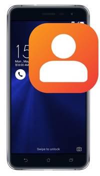Asus Zenfone 3 ZE552KL rehberi aktarma