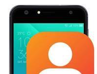 Asus Zenfone 4 Selfie ZD553KL rehberi aktarma