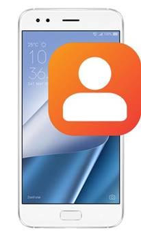 Asus Zenfone 4 ZE554KL rehberi aktarma